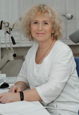 Железнова Елена Борисовна