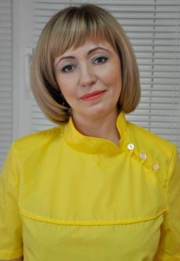 Молокина Оксана Анатольевна